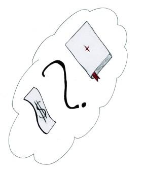 Ilustração - Onde está o seu coração?