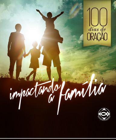 100 dias de Oração - Cartaz