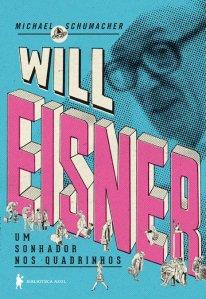 Capa do livro Will Eisner