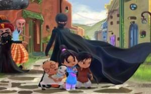 """Super-heroína de burca é aposta para ensinar o """"lado bom"""" do islamismo"""