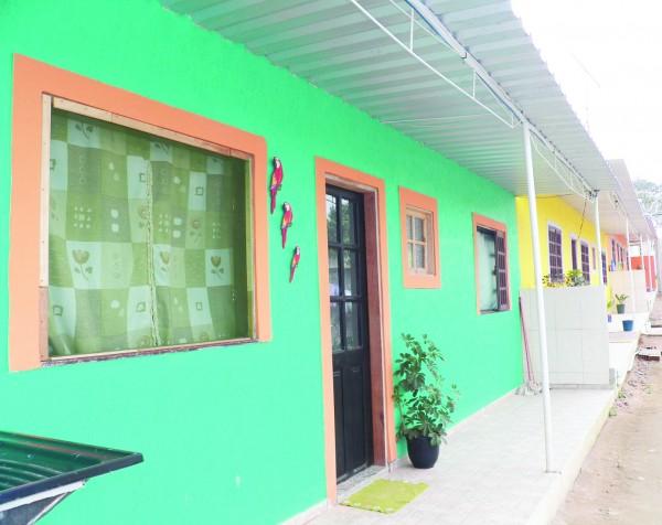 Casas Populares com Dizimos e Ofertas