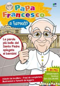 Papa Francisco em Quadrinhos