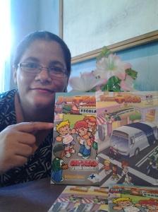 Michelle Ramos e Revistas Team Kids