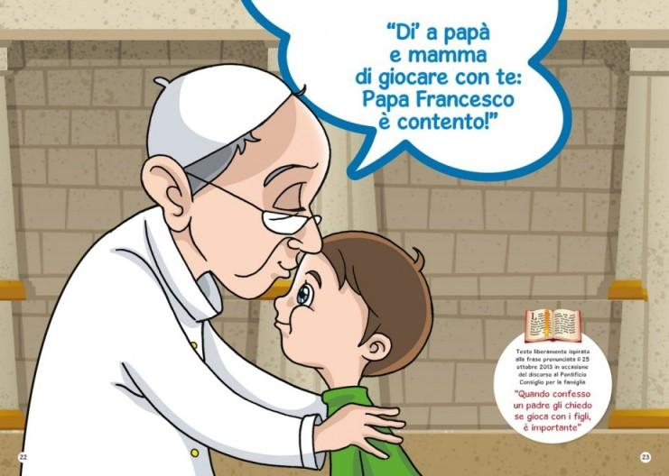 papa e criança