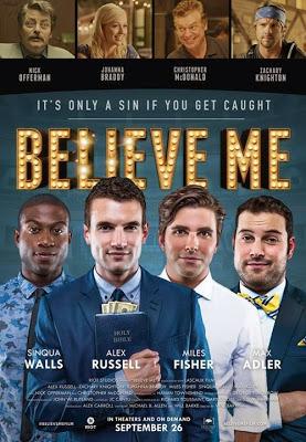 believe me- filme cartaz