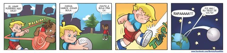Team Kids - Tirinha #6