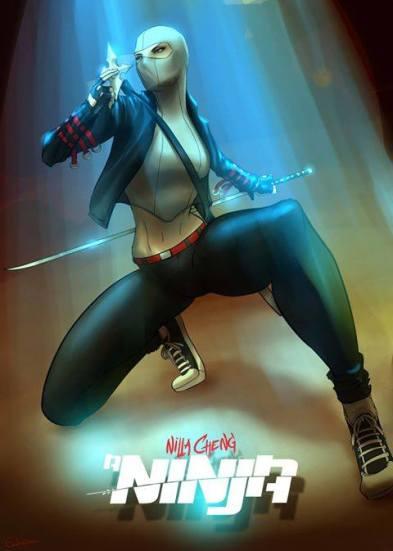 A Ninja - Michelle Ramos e Edson Ferreira