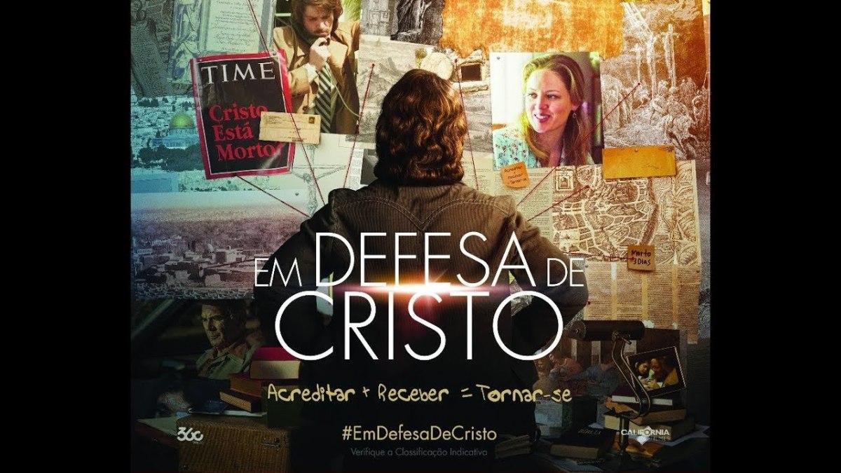 """""""Em Defesa de Cristo"""", filme sobre o jornalista e ex-ateu, Lee Strobel."""